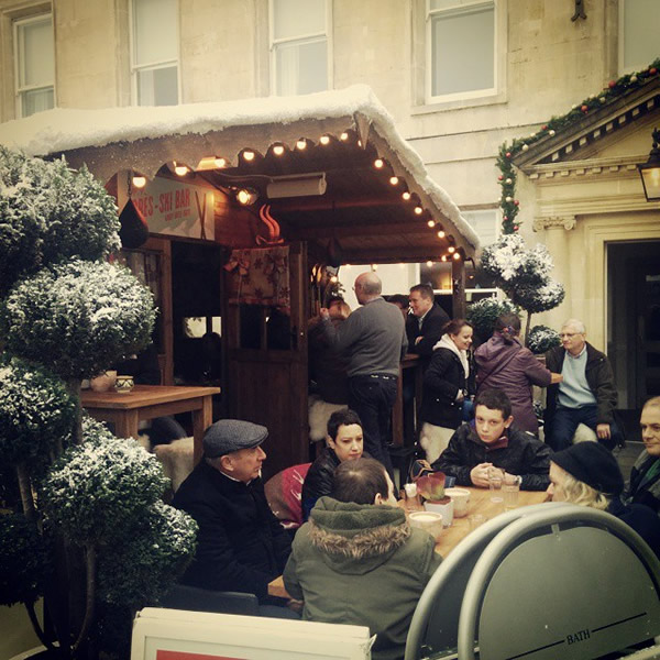 Christmas Markets: Bath