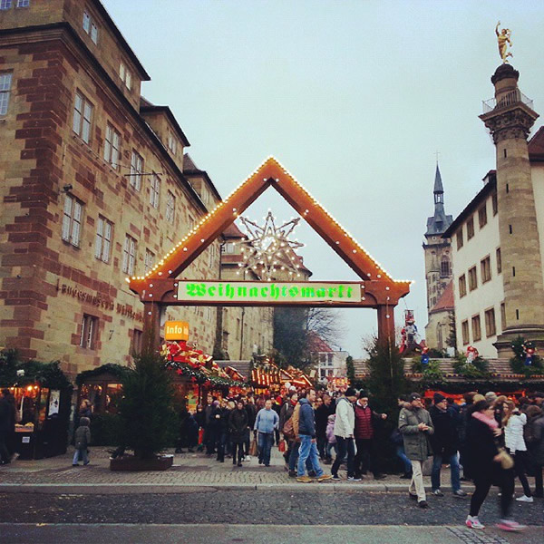 Christmas Markets: Stuttgart